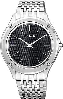 Citizen - Reloj Analógico para Hombre de Eco-Drive con Correa en Acero Inoxidable AR5000-50E