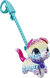 FurReal Walkalots - Lil Wags Kitty - Interactive Plush pet - Toys for Kids, Boys, Girls - Ages 4+