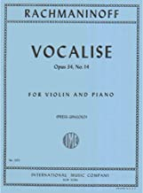 vocalise violin piano