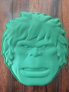 Hulk the Avengers Cake Pan Silicone Mold