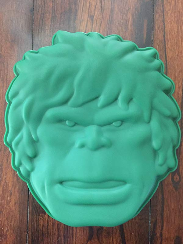 Hulk The Avengers Cake Pan Silicone Mold