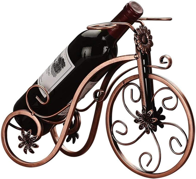 Estantería de vino Estante de vino Estante de vino, Estante de vino para el hogar Decoración del gabinete de vino Artesanía europea Botella de vino Estante de la botella de vino Almacenamiento de tric