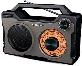 SMART FM RADIO MICRODIGIT MRS009T