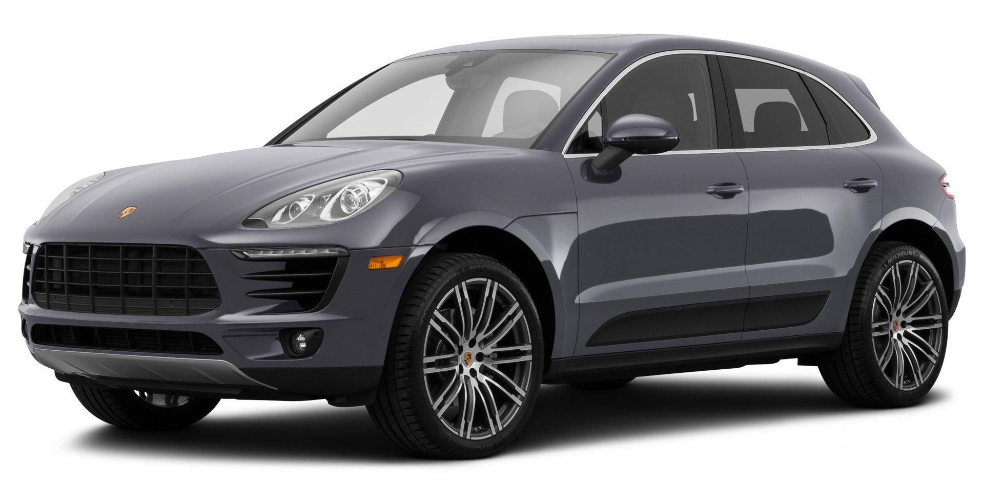 2015 Porsche Macan S, All Wheel Drive 4-Door ...
