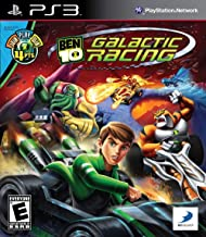 Ben 10: Galactic Racing by D3 Publisher of America (2011) - PlayStation 3