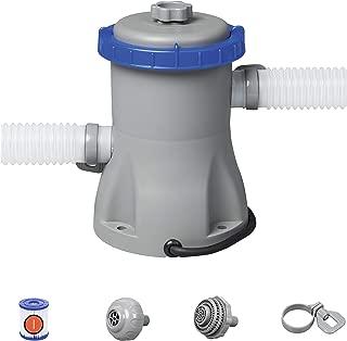 Bestway 58381 Flowclear Bomba de Filtrado- 1.249l-h- 220-240V- 16W- Tubo32 mm