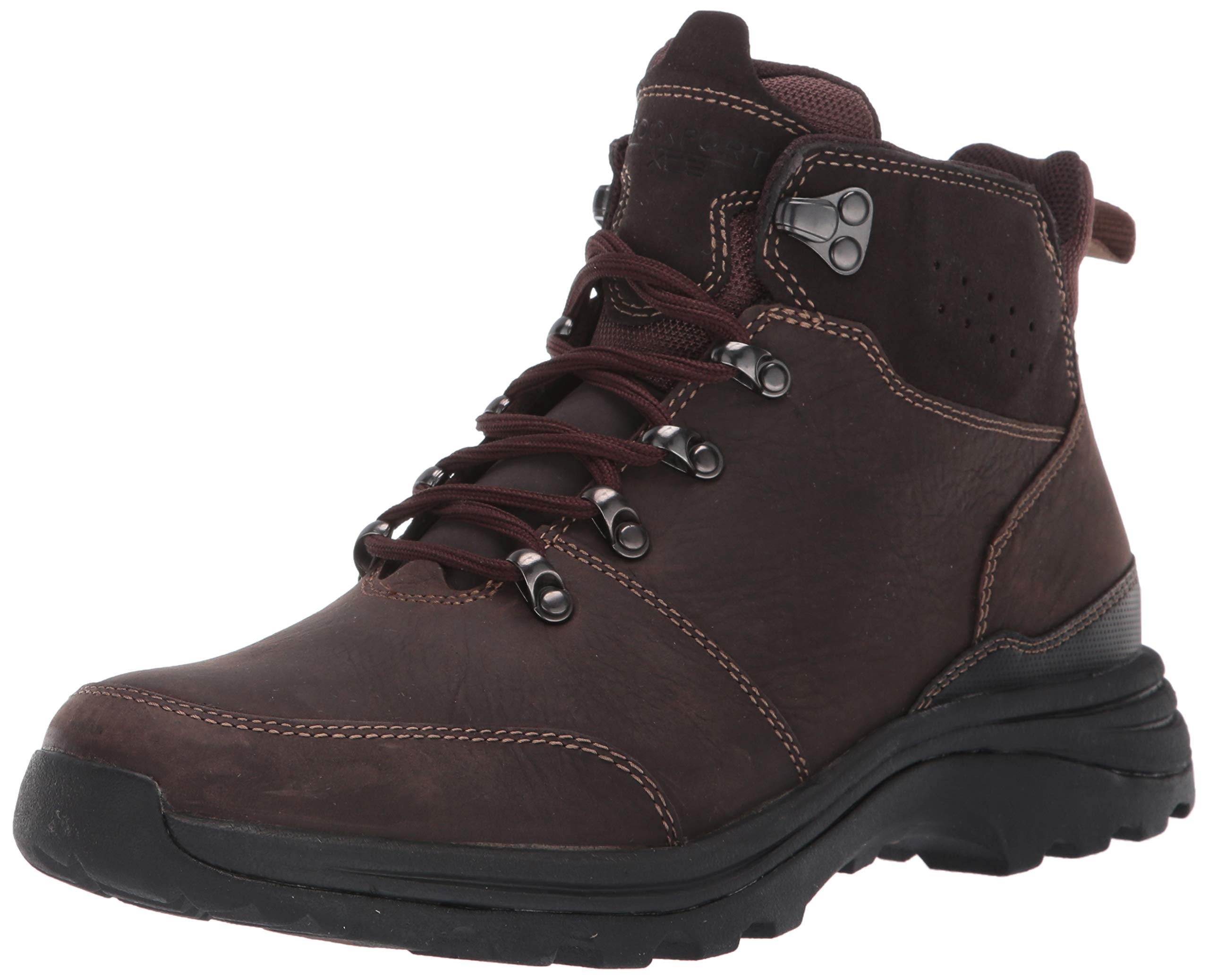Rockport Mens Mudguard Boots Brown