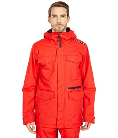 Burton Covert Jacket (Flame Scarlet) Men