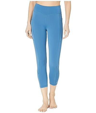 Skirt Sports Pocketopia Capris (Deep Blue) Women
