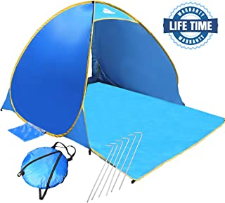 pocket portable beach parasol