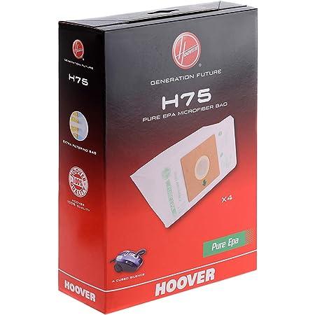 POUR ASPIRATEUR TELIOS HOOVER M84131 x4 SACS H81 MICRO-FIBRES BVM