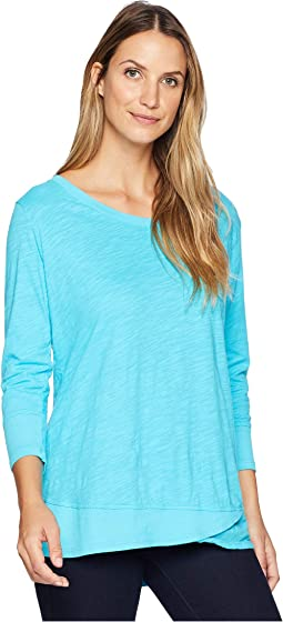 Emily 3/4 Sleeve Top