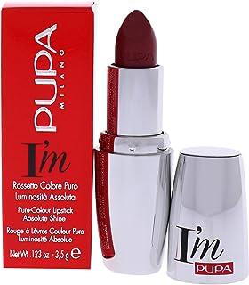 PUPA Im Pure-Colour Lipstick Absolute Shine (107 LITCHI)