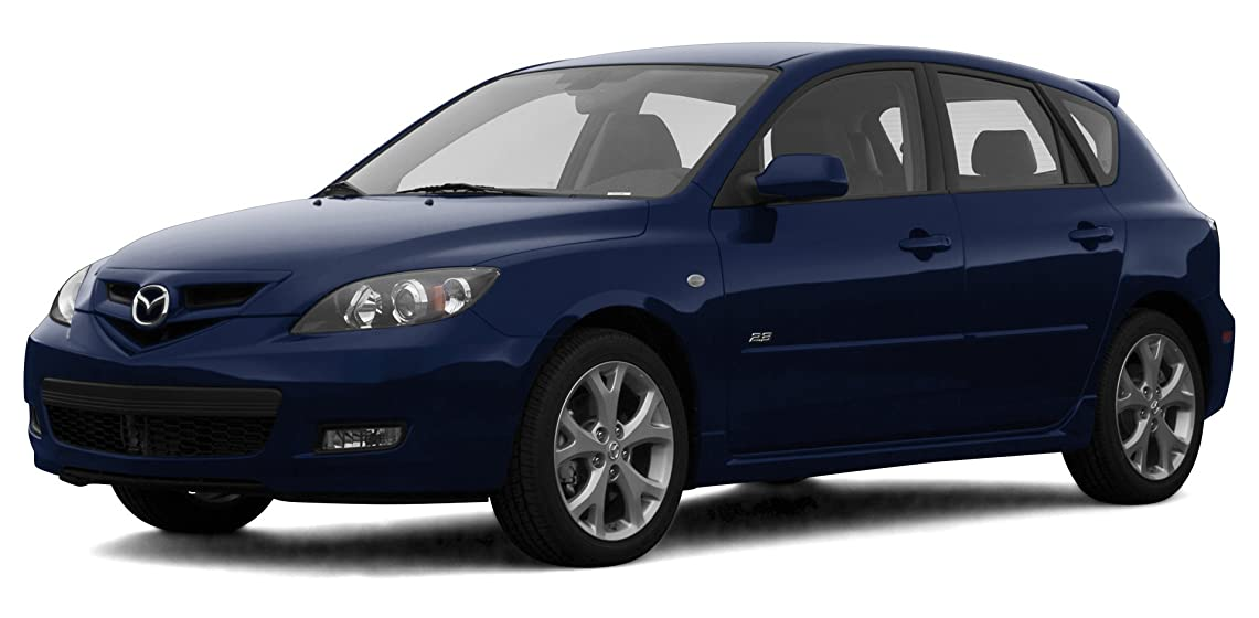 2007 mazda 3 reviews images and specs vehicles. Black Bedroom Furniture Sets. Home Design Ideas