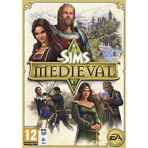 Les Sims médiéval [Importación Francesa]