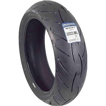 Metzeler Sportec M5 Motorcycle Sport Bike Radial Rear Tire 190/50ZR17 (190/50-17)