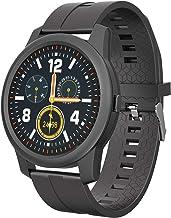 Docooler F12 Smart Watch, 1,3 inch waterdicht IPS, volledig touchscreen, bloeddruk/slaapmonitor, fitnesstracker, compatibe...