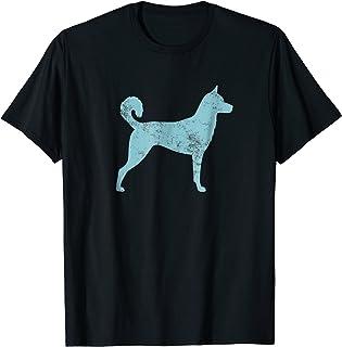 Graphic Korean Jindo Dog Owner Novelty T-Shirt