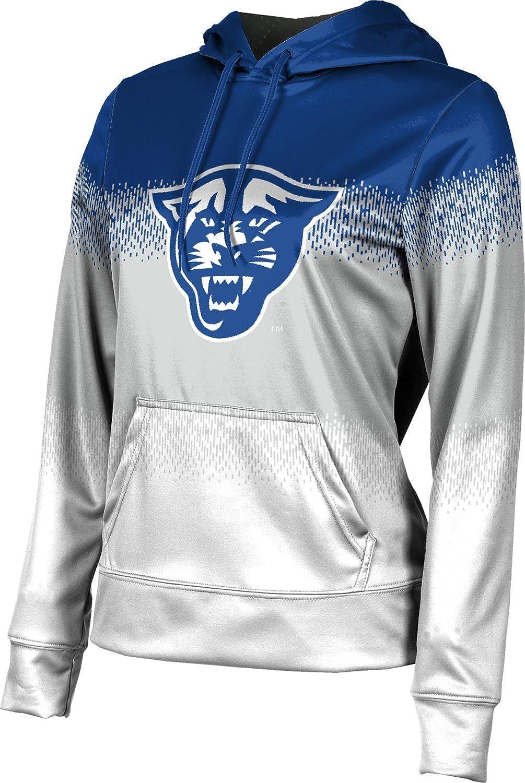 Georgia State University Girls' Pullover Hoodie, School Spirit Sweatshirt (Drip)