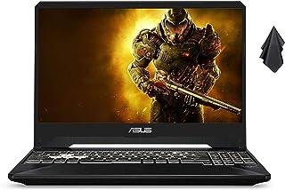 لاب توب للألعاب ASUS TUF 2021، شاشة 15.6 بوصة بدقة 144 هرتز، معالج انتل كور i7-9750H، جيفورس جي تي اكس 1650، ذاكرة رام دي ...
