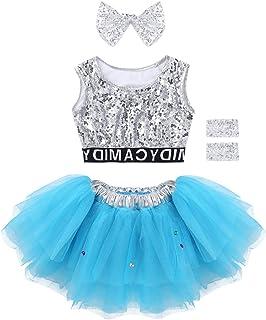 f14508ceb Amazon.es: vestidos niña fiesta - YiZYiF