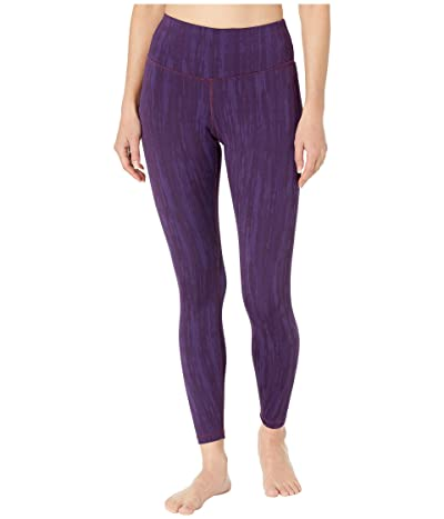 Brooks Formation Crop Pants (Berry Jacquard) Women