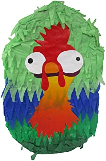 Pinatas Funny Rooster, Party Game and Centerpiece Decoration