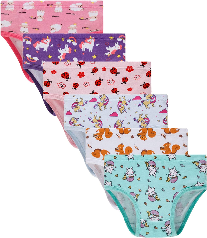 Boboking Baby Soft Cotton Little Manufacturer OFFicial shop OFFicial shop Girls'Briefs Underwear Toddler