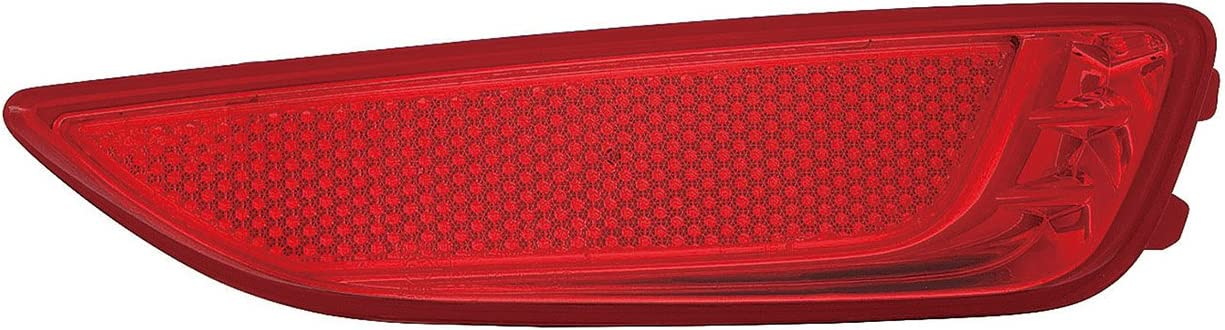 PartsChannel HY1185104OE OE Replacement OFFicial mail order Cover Bumper Reflector All items free shipping