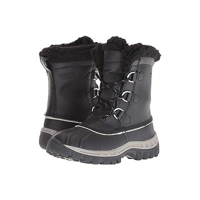 Bearpaw Kids Kelly (Little Kid/Big Kid) (Black/Gray) Girls Shoes