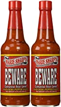 marie sharp's hot sauce scoville