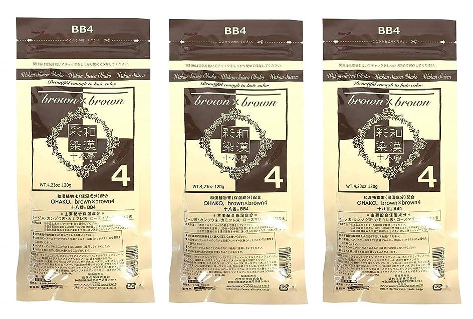 外観遅いムスタチオ【3個セット】グランデックス 和漢彩染 十八番 120g BB4