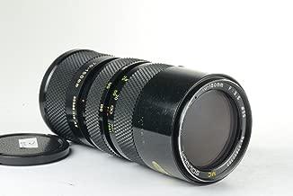 Soligor MC 70-150mm f/3.5 Konica AR mount Manual Focus Lens