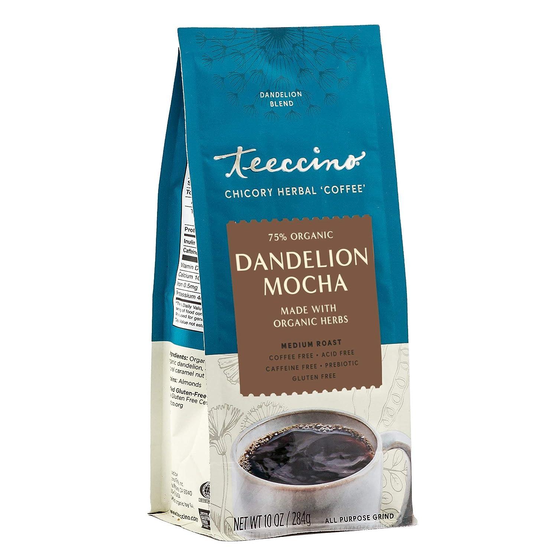 Teeccino Coffee Manufacturer direct delivery Alternative – Dandelion Credence Detox Mocha