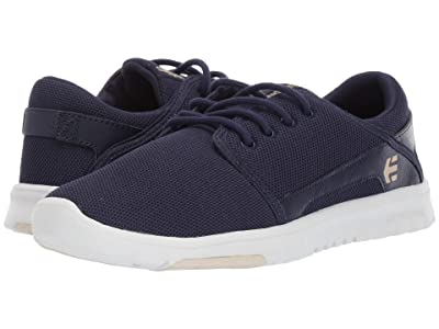 etnies Scout (Navy/Gold) Women