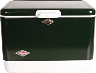 coleman steel cooler sale