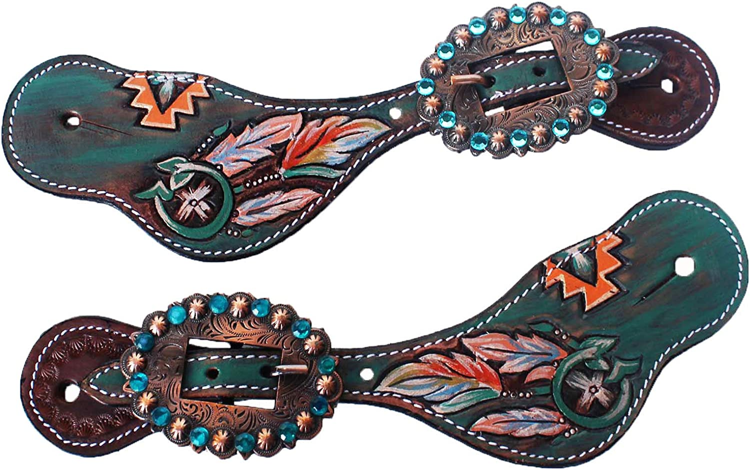 PRORIDER Western Horse Riding Cowboy Ranking integrated 1st place Spur Straps Free shipping New T Leather Boots