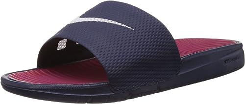 Nike Benassi Solarsoft Soccer, Soccer, Sandales de Plage Femme  qualité fantastique