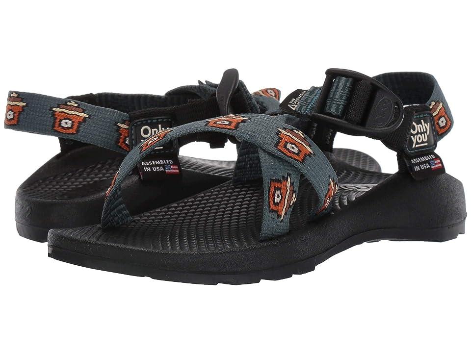 Chaco Kids Z/1(r) Smokey Bear (Toddler/Little Kid/Big Kid) (Smokey Face Mallard) Kids Shoes
