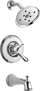 Delta T17494 Linden Monitor 17 Series Tub and Shower Trim, Chrome