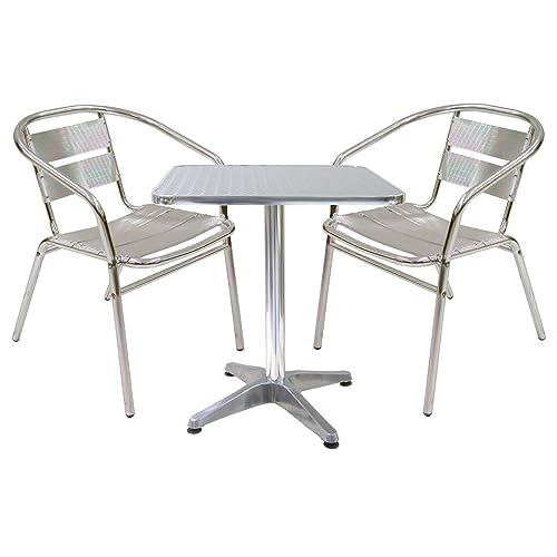 Sedie E Tavoli Per Esterno Bar.Bar Esterno Amazon It