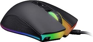 ZEBRONICS USB Gaming Mouse (PHOBOS) with RGB Lights