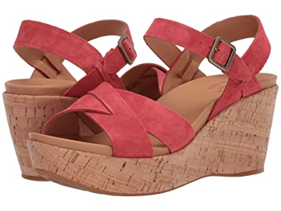 Kork-Ease Ava 2.0 (Red Suede) Women