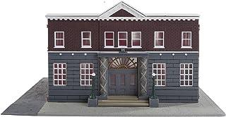 Life-Like Trains HO Scale Building Kits - Woodlawn Police Station