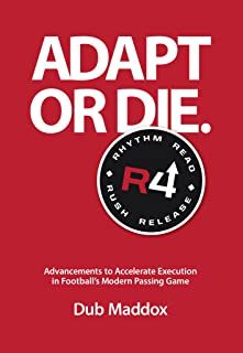 Adapt or Die. (English Edition)