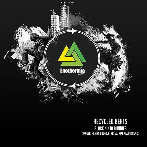 Black Ninja Bunnies (Skober Remix) de Recycled Beats en ...