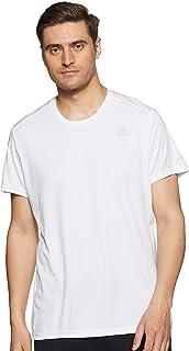 Adidas Chest Logo Short Sleeves Crew Neck T-shirt for Men