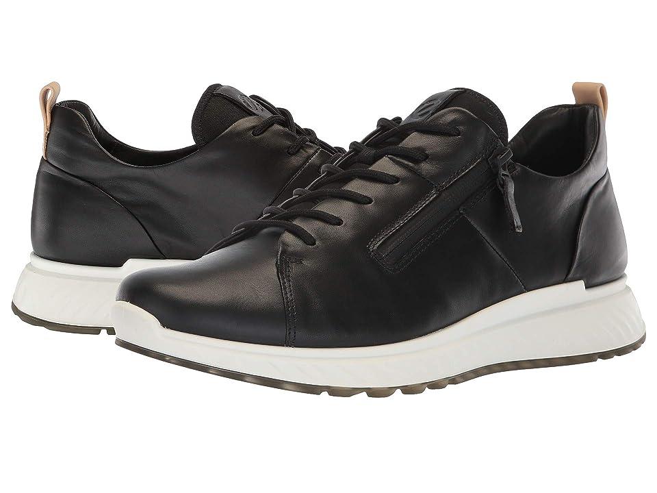 ECCO ST1 Sneaker (Black) Men