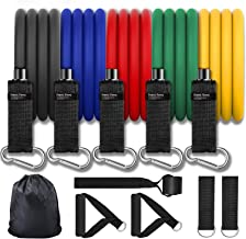 Renoj Resistance Bands, Resistances Bands Set for Exercise Bands 150LBS