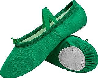 Girls'/Women's Canvas Ballet Dance Shoes/Ballet Slipper/Yoga Shoe